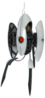 Turret from Portal 2
