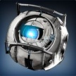 Wheatley icon from the official Steam Portal 2 group.