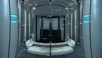 Cámara Estanca en Portal.