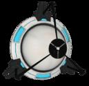 Lanzador de Esferas de Energía Comprimida