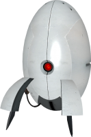 Prima Donna Turret from Portal 2