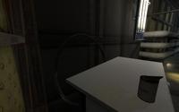 Hoopy o Bambolê em uma das tocas do Rattmann em Portal 2